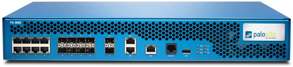 Palo Alto Networks Enterprise Firewall PA-3060